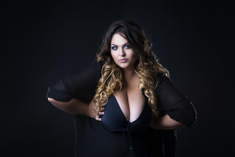 Sexy Plus Size 18+