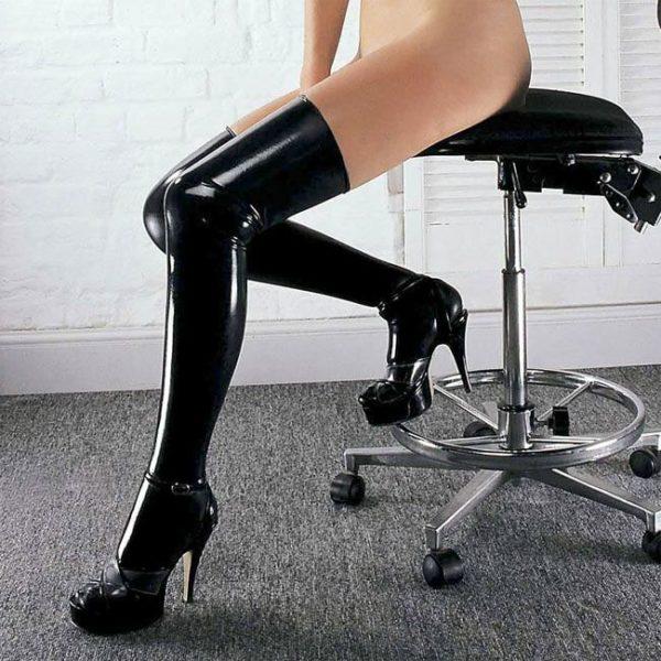 Latex Stockings