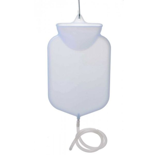 Clean Stream Silicone Open Flow Top Bag