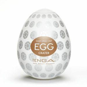 Tenga Crater Egg Masturbator