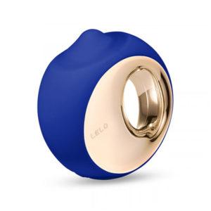 Lelo Ora 3 Deep Midnight Blue Oral Sex Stimulator