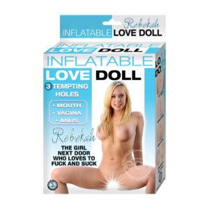 Rebekah The Girl Next Door Inflatable Love Doll