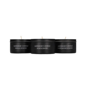 Ouch Set of 3 Massage Candles